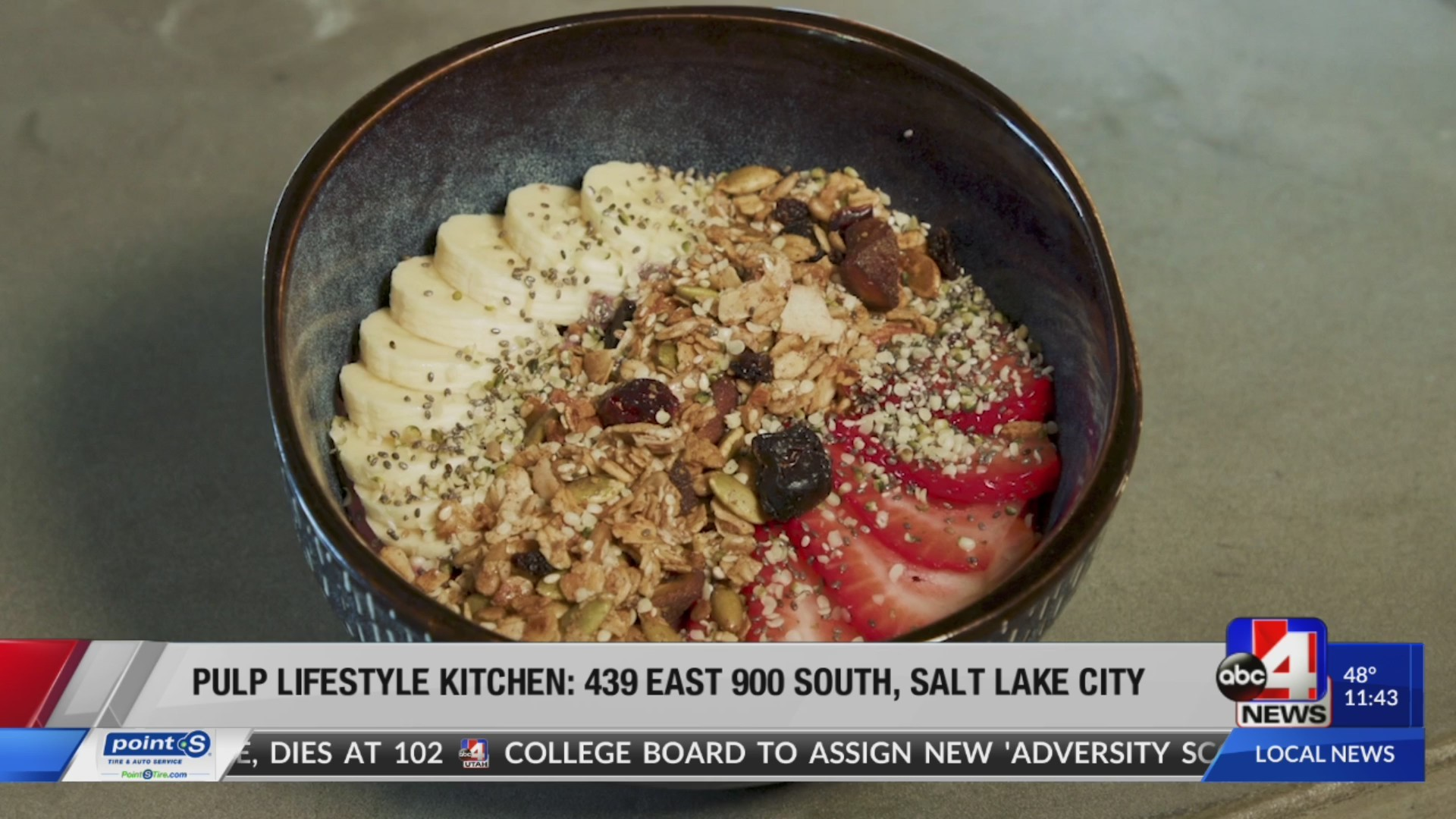 Taste Utah at Pulp Lifestyle Kitchen