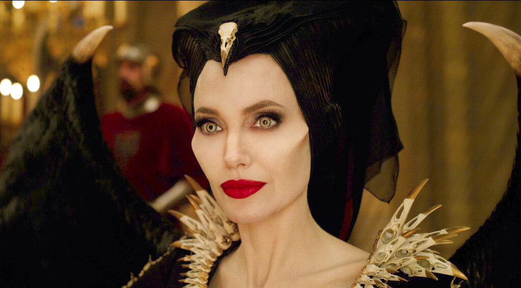 Maleficent Edges Joker For Weekend Box Office Crown