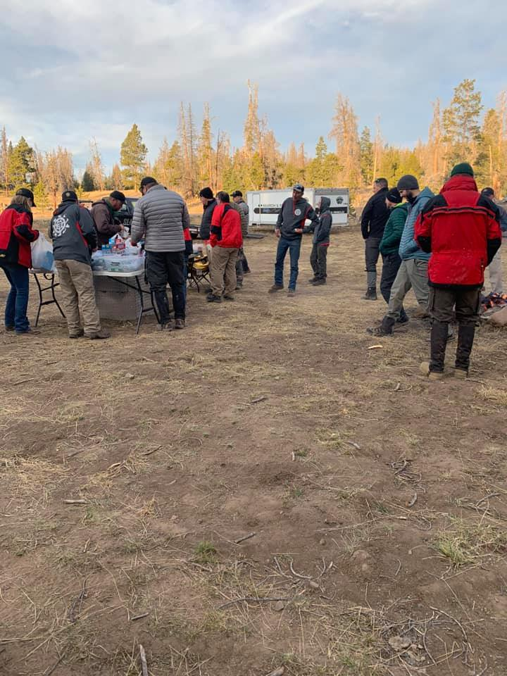 Searchers gather for 5th day of search for missing hunter in summit county