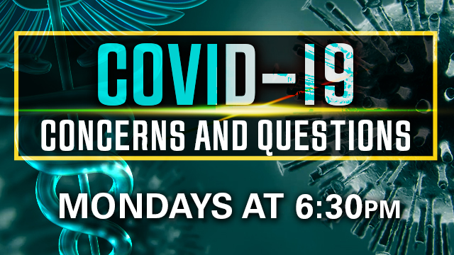 Covid-19 Cnocerns and Questions