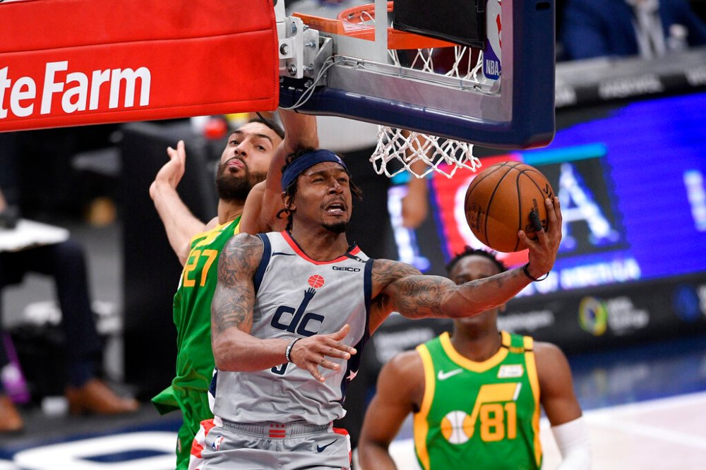 Bradley Beal and Russell Westbrook combine for 78 points for Wizards