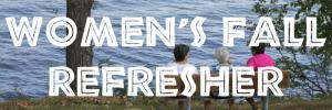 Women's retreat in Wisconsin