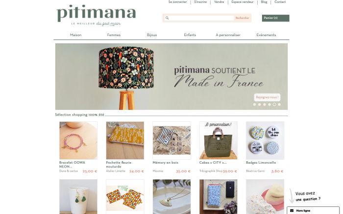 vendre ses créations en ligne
