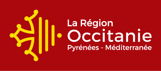 logo région Occitanie rectangle
