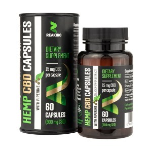 Hemp CBD Capsules 900 mg