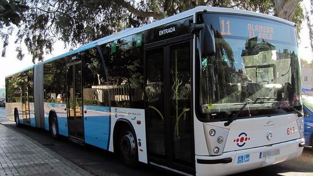 Cae en Málaga el «sátiro» del autobús
