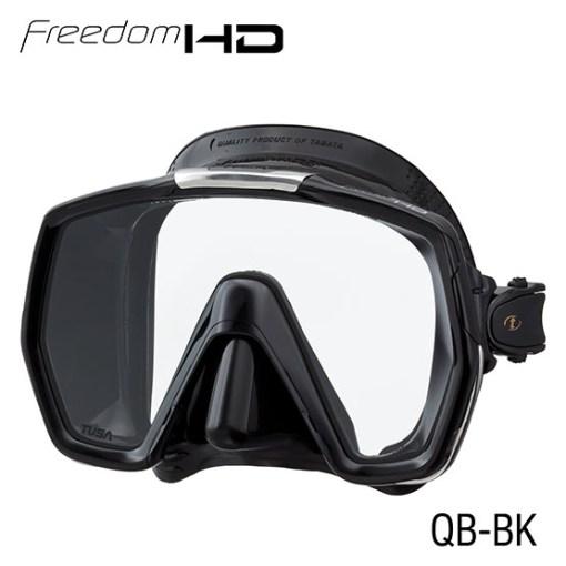 Tusa Freedom HD M1001QB BK