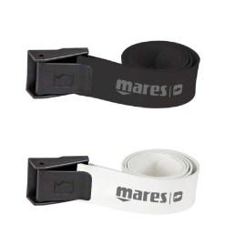 Mares belt elastic nylon buckle