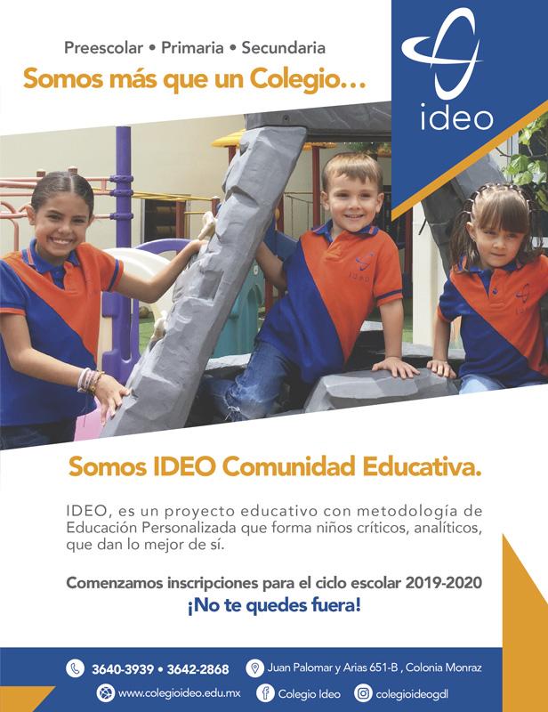 Colegio Ideo Edic. 31