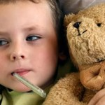 Criança doente: como lidar com as doenças