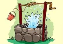 Lengalenga o gato caiu ao poço