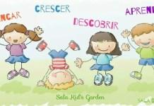 Crescer e aprender no jardim de infância