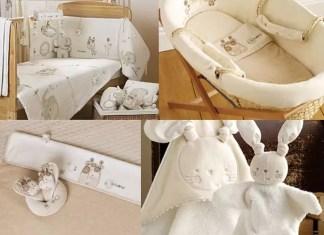 Roupa de cama para bebé