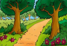 História a última floresta