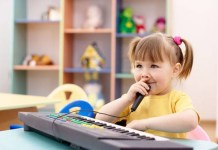 Conheça os benefícios da música nos bebés