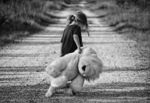 Linha para crianças desaparecidas