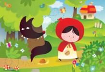A história do Capuchinho-vermelho