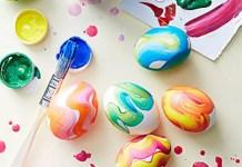 Como fazer ovos da Páscoa caseiros