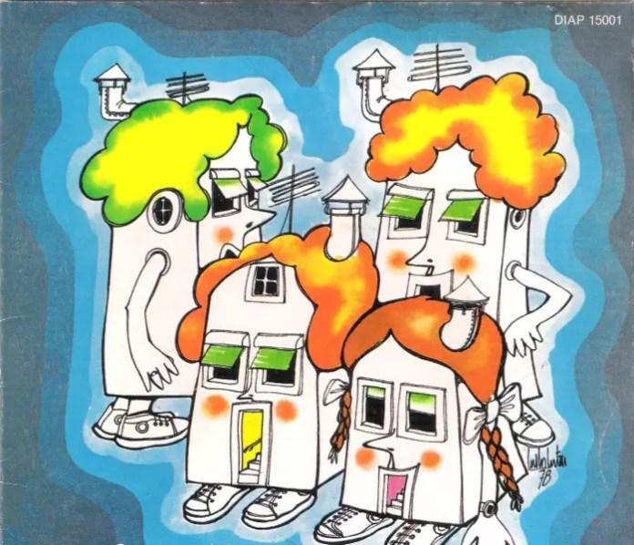 A cidade do penteado