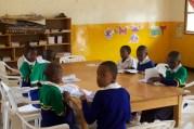 inside Kiunguni/Komalyangoe PS Library