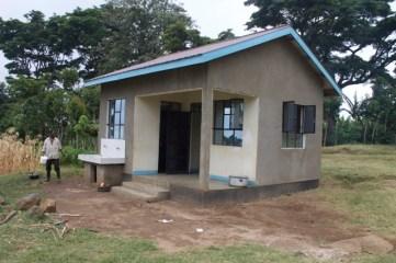 new kitchen at Kitowo/Napaku PS