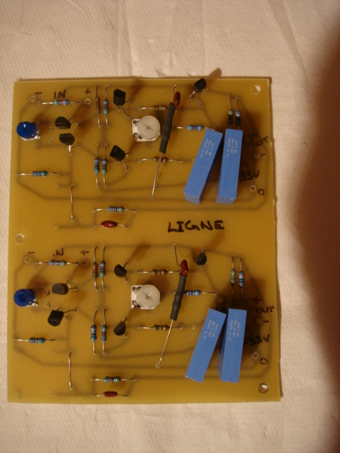 Hi Fi Stereo Preamplifier Circuit Schematic