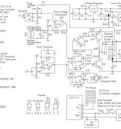 12v solar charge controller wiring diagram [ 1031 x 826 Pixel ]