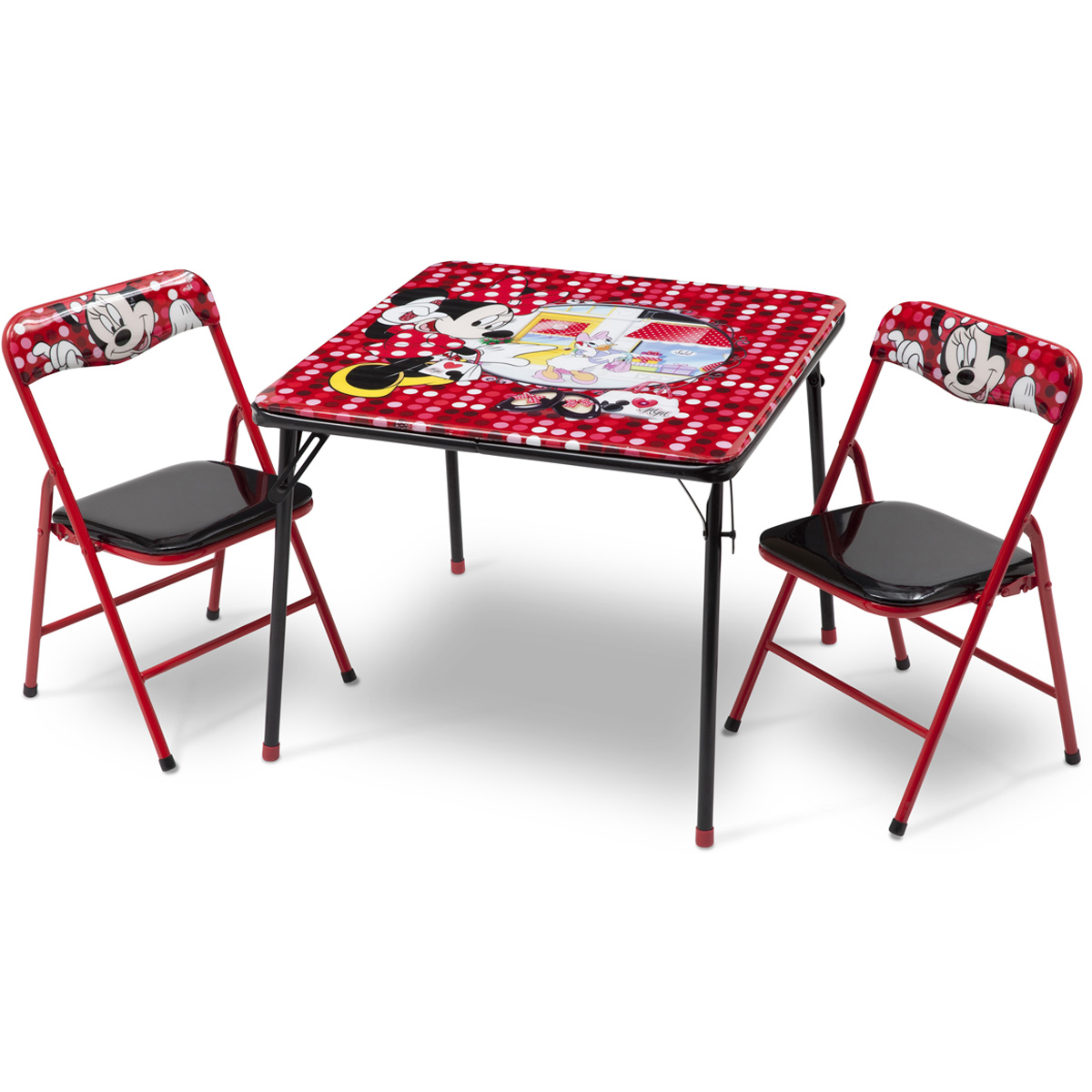 minnie mouse chair target cover hire northumberland disney ensemble table et chaises pliante de