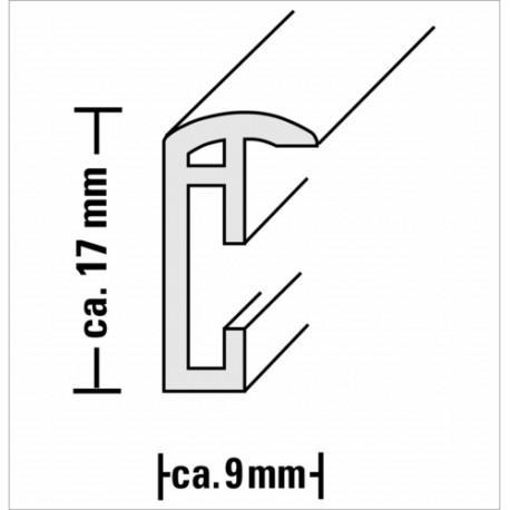 Hama Madrid métal 20x30 plastique 34984