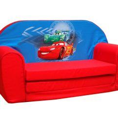 Disney Cars Sofa Canada Cinnamon Colored Canapé Convertible