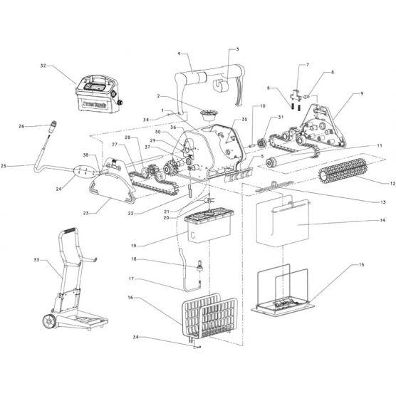 Catgorie Robot et balai de piscine page 2 du guide et