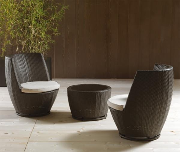 Stunning Salon De Jardin En Aluminium Linea Proloisirs ...