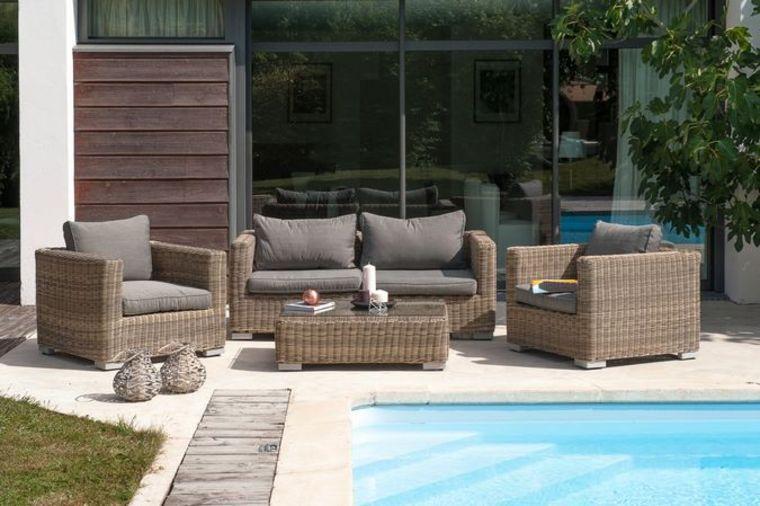 Stunning Salon De Jardin Bas Atlanta Ideas - Amazing House Design ...