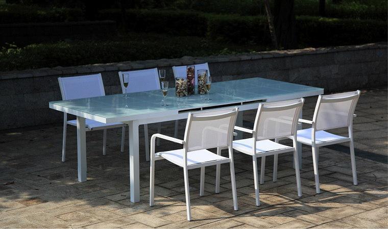 Table De Salon De Jardin Alu Et Verre | Ld-motnikspitalic.si