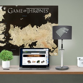 Game of Thrones Desk Lamp Tech Gifts