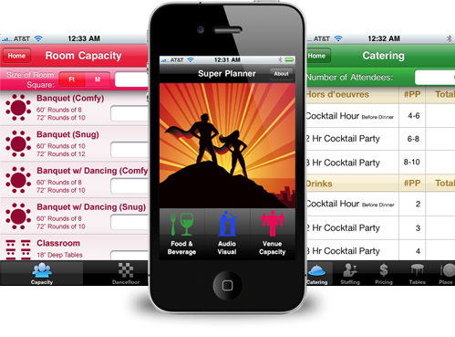 party planning tools