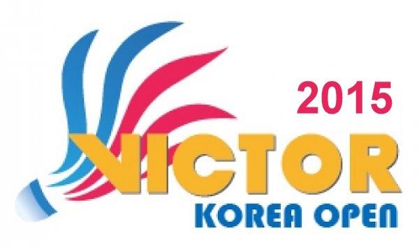 Victor Korea Open 2015