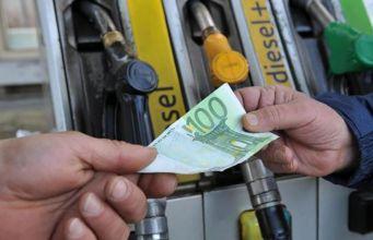 Aumento prezzi benzina al sud oltre 1.6 Euro al litro