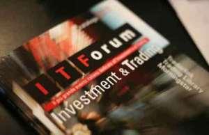 ITForum 2008 Investment & trading