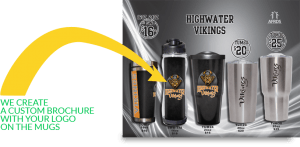Travel Mug Fundraiser - The Ultimate Youth Fundraiser