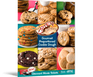 Cookie Dough Fundraising For Youth Sports Teams