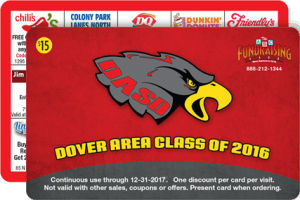 Discount Card Fundraising For Youth groups