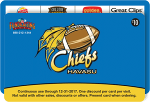 Discount Card Fundraiser For Cheerleaders