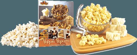 Gourmet Popcorn Fundraiser