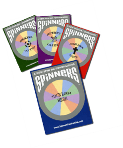 Spinners Fundraising Program For A 4-H Fundraiser
