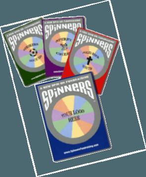 Spinners Fundraising Program
