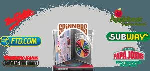 Spinners Fundraiser