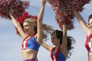Cheerleader Fundraiser