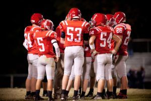 High School Football Fundraiser