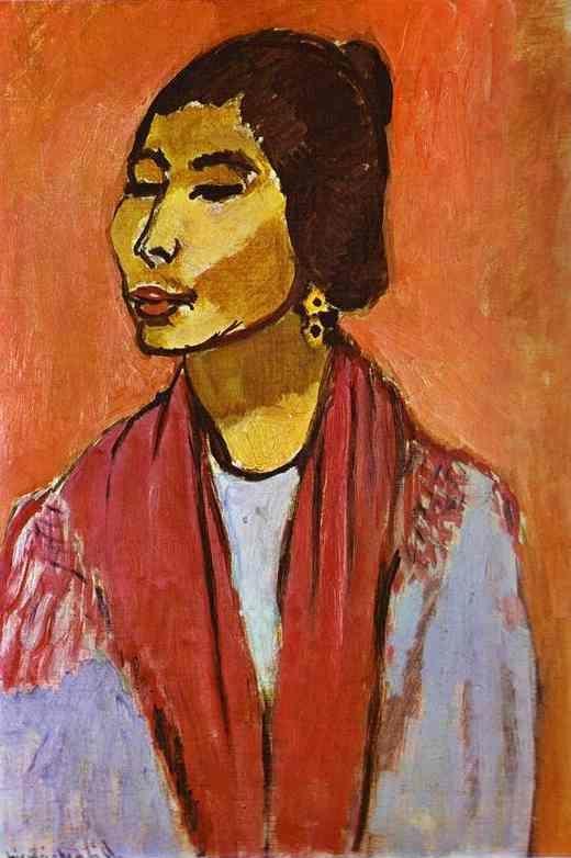Henri Matisse Joaquina